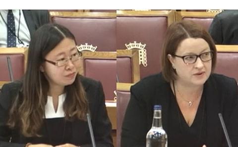 Professor Reid & Doctor Zhang