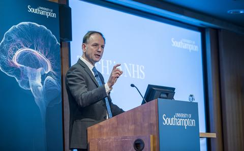 Simon Stevens, Chief Executive NHS