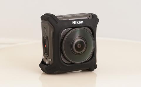 360 Nikon Keymission camera