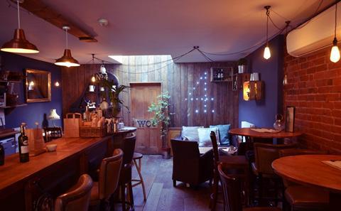 No.4 Coffee and Wine bar