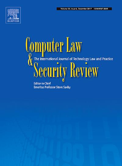 The Computer Law and Security Review