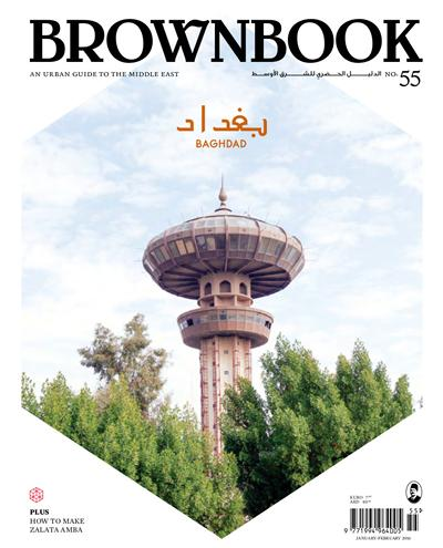 Reem Alasadi in Brownbook