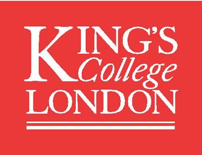 King's College London logo