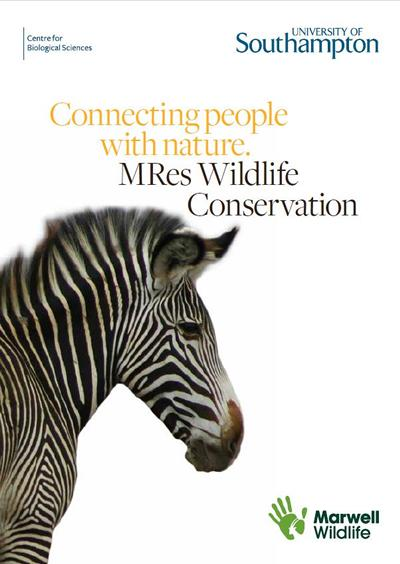 MRes Wildlife Conservation