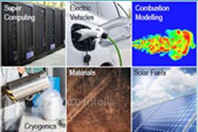 Energy technology poster