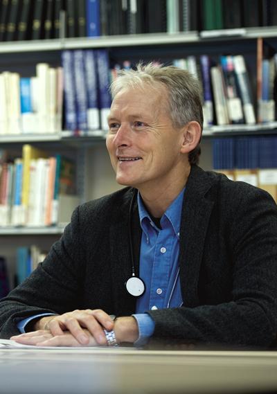 Professor Paul Little