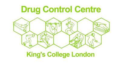 King's College London Drug Control Centre logo