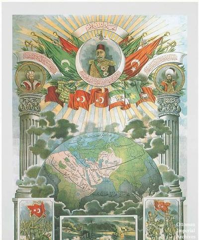 Global Religion and the Great War