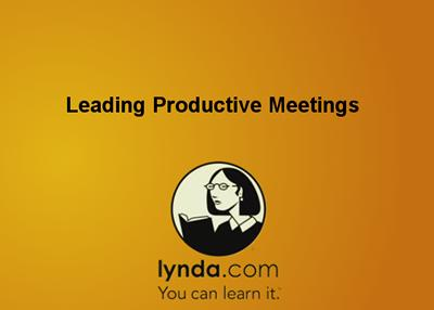 Leading Productive Meetings