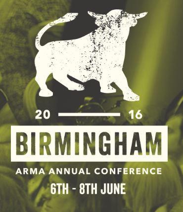 ARMA conference