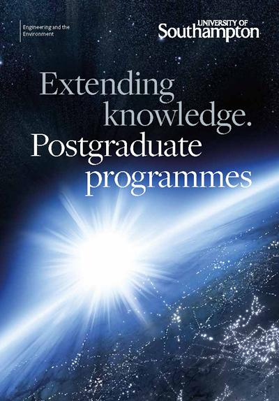 Postgraduate brochure