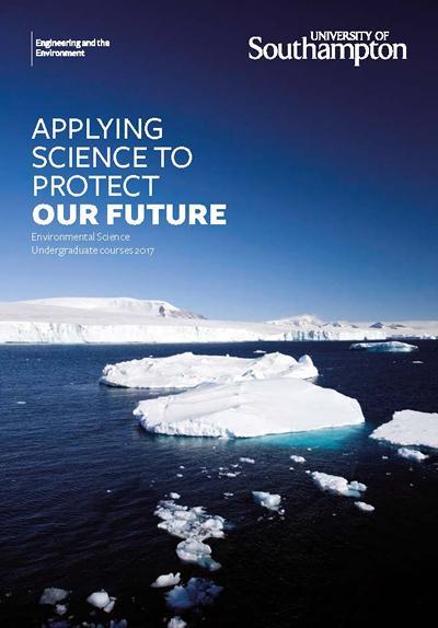 Environmental Science brochure