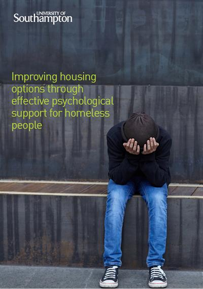 Effective Psychological Support for Homelessness