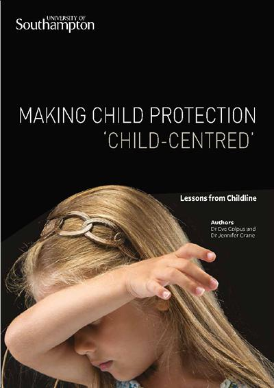 Child-centred policy brief