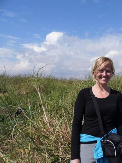 Fiona Simmance, Postgraduate Research Student in Biological Sciences