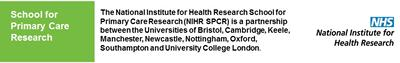 NIHR School for primary care research