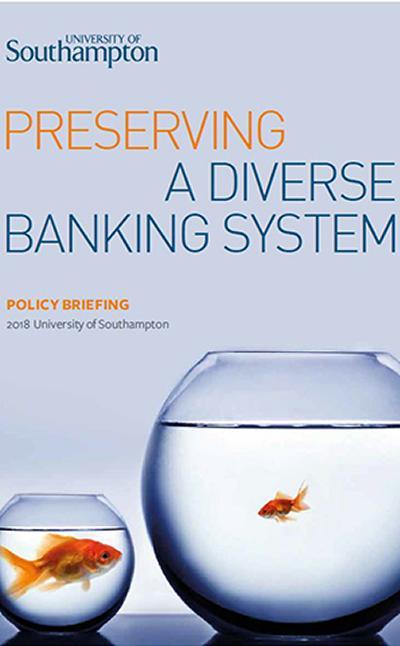 Diverse banking system