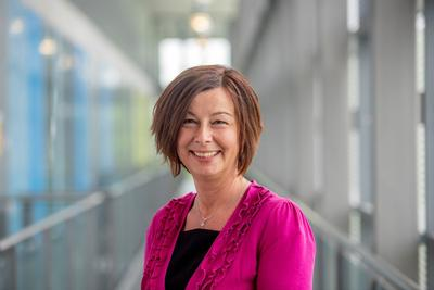 Professor Cathy Bowen