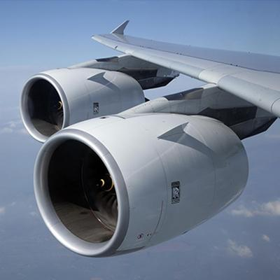 Leading the way in aircraft noise reduction