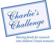 BRAIN UK is supported by Charlie's Challenge