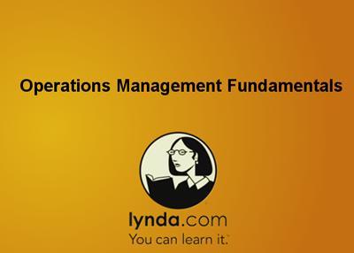 Operations Management Fundamentals
