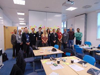 Image of workshop attendees