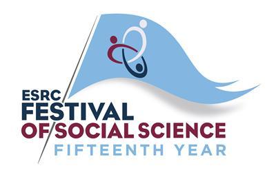 ESRC Festival Social Science logo