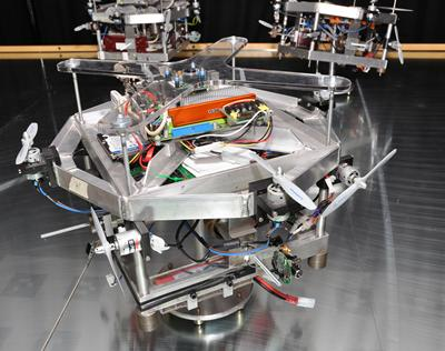Southampton scientists develop control system to allow spacecraft to think for themselves