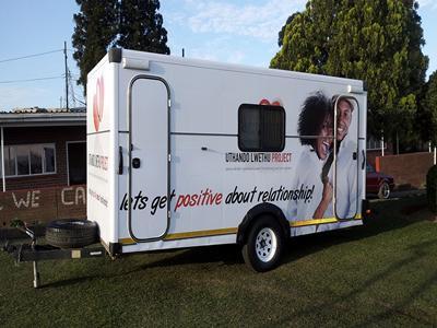 Uthando Lwethu Research Study Caravan