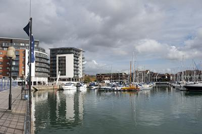 Discover the city of Southampton