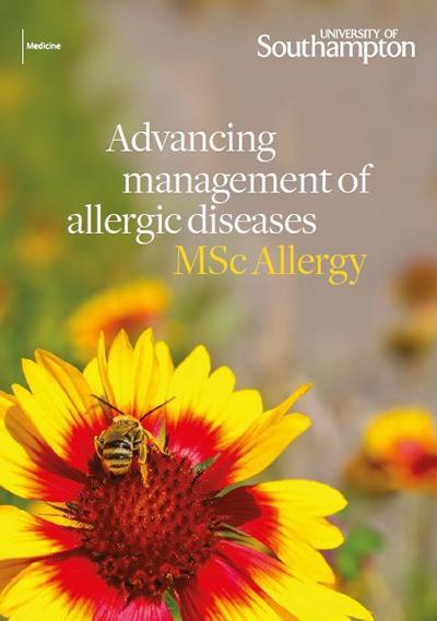 MSc Allergy leaflet