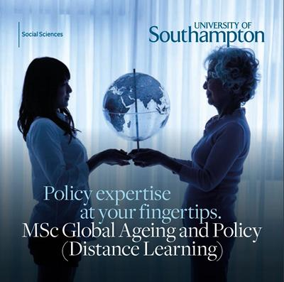 MSc in Global Ageing