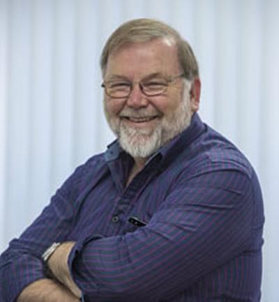 Dr Antony Jensen