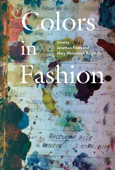 Colours in Fashion book cover book