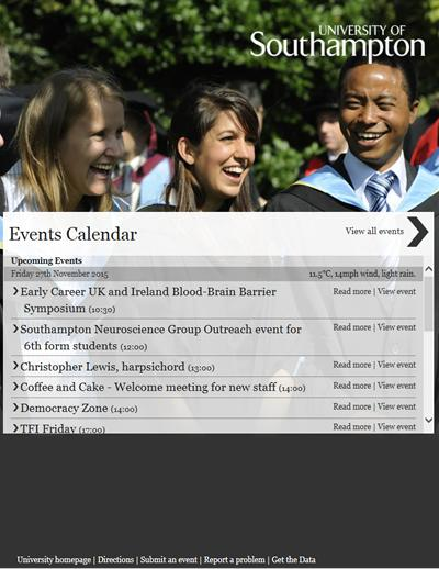 Click the image to visit the calendar homepage