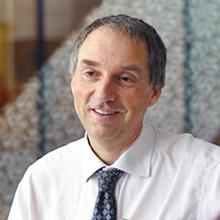 Thumbnail photo of William Powrie, Dean of Engineering and the Environment