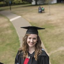 Photo of Sarah Monk, BEng Civil Engineering