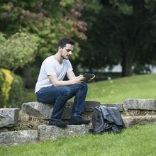Photo of Humanities - Archaeology Student