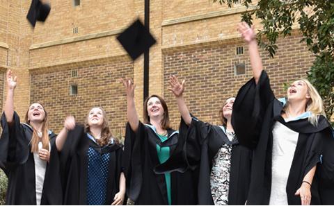Summer 2015 Graduation