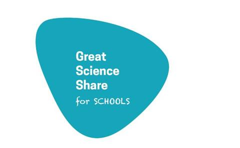 Great Science Share logo