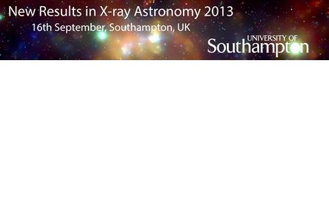 New Results in X-ray Astronomy 2013