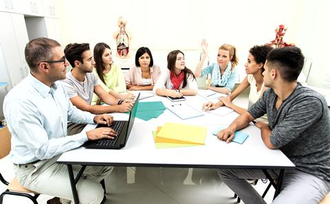 Facilitating BM students