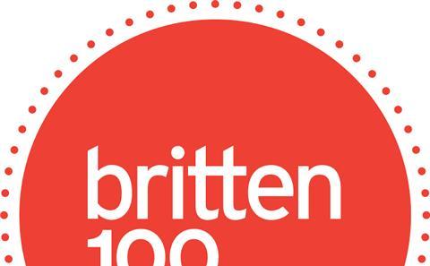 Part of Britten 100 celebrations