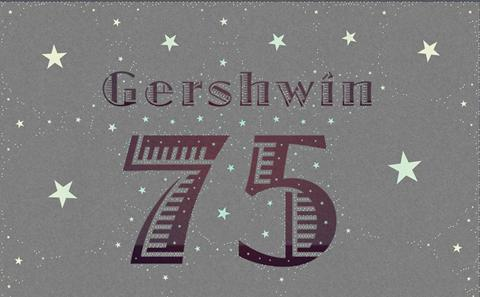 Gershwin 75