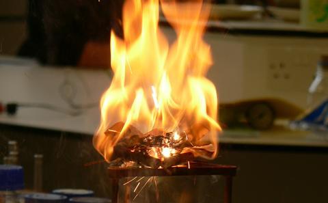 Theme: Burning
