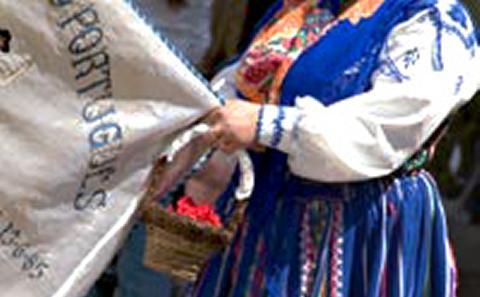 Portuguese national costume