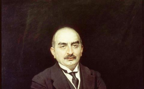 Gulbenkian Portrait