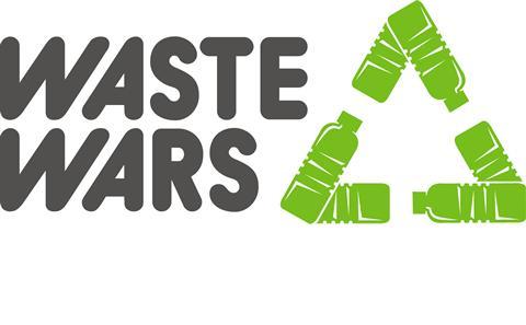 Waste Wars Logo