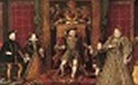 Allegory of the Tudor Succession