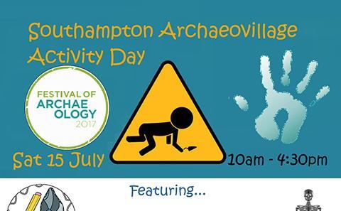 Southampton Archaeology Festival